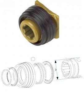 Kit Reparacion Acople Modelo ASGE