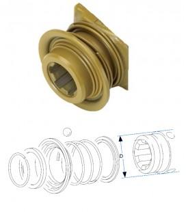 Kit Reparacion Acople Modelo AZGE