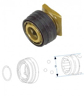 Kit Reparacion Acople Modelo QSG