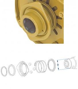 Kit Reparacion Acople Modelo ZV