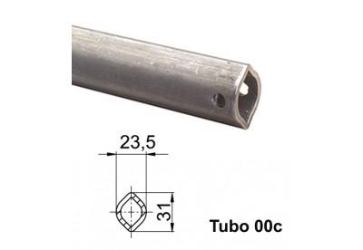 Tubo Limon Macho Transmision Agricola Walterscheid para Tipo 2100 y 2200