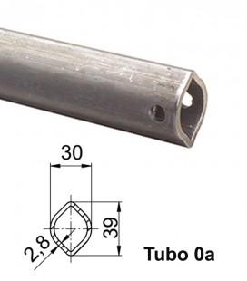 Tubo Limon Hembra Walterscheid para Tipo 2100 y 2200
