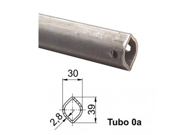 Tubo Limon Hembra Transmision Agricolas Walterscheid Tipo 2100 y 2200