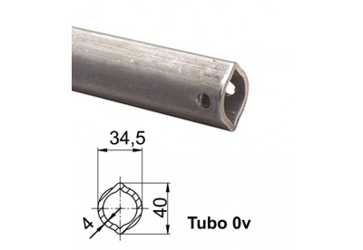 Tubo Limon Macho Transmision Conexion Tractor Walterscheid Tipo 2100-2200 y 2300