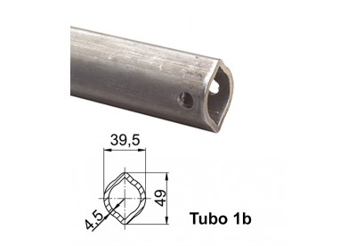 Tubo Limon Macho Transmision cardan Walterscheid Tipo 2300 y 2400