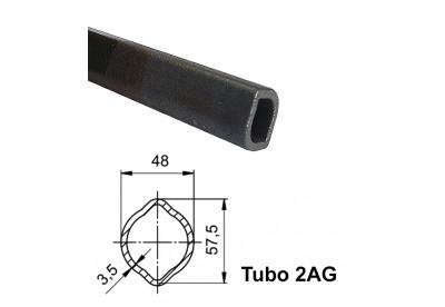 Tubo Homocinetico Limon Hembra Transmision Agricola Walterscheid para Tipo 2380 y 2480