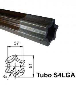 Tubo Homocinetico Estrella Macho Walterscheid para Tipo 2480