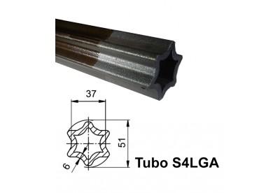 Tubo Homocinetico Estrella Macho Transmisiones Cardan Walterscheid para Tipo 2480